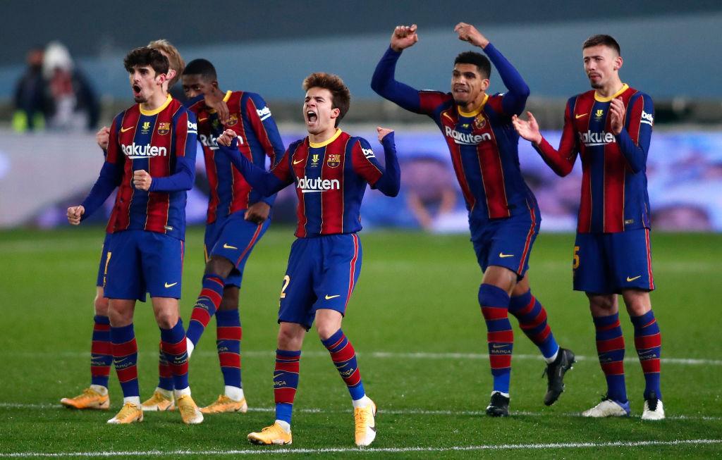 Riqui Puig Kicks Decisive Penalty Over Real Sociedad as Barcelona Advances to Super Cup Finale