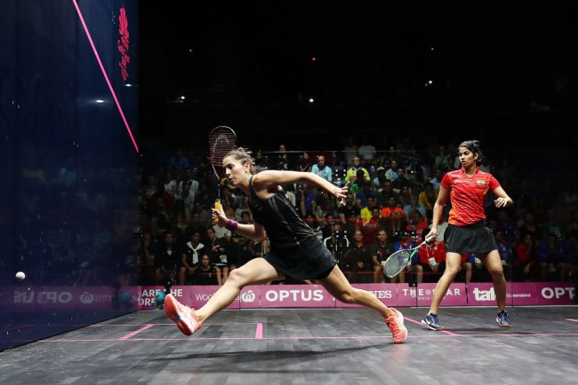 Squash President 'Extremely Disappointed' With Squash's Exclusion From Olympics 2024